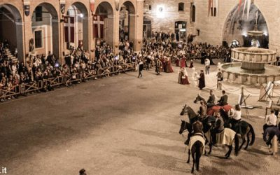 Get inspired by the locals: traditional June Events in Italy