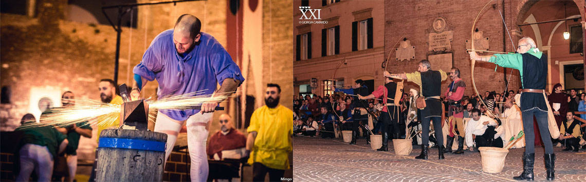 Fabriano Festival: Palio of St John the Baptist