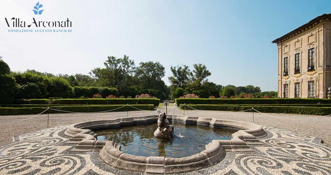 Italian Gardens: Villa Arconati