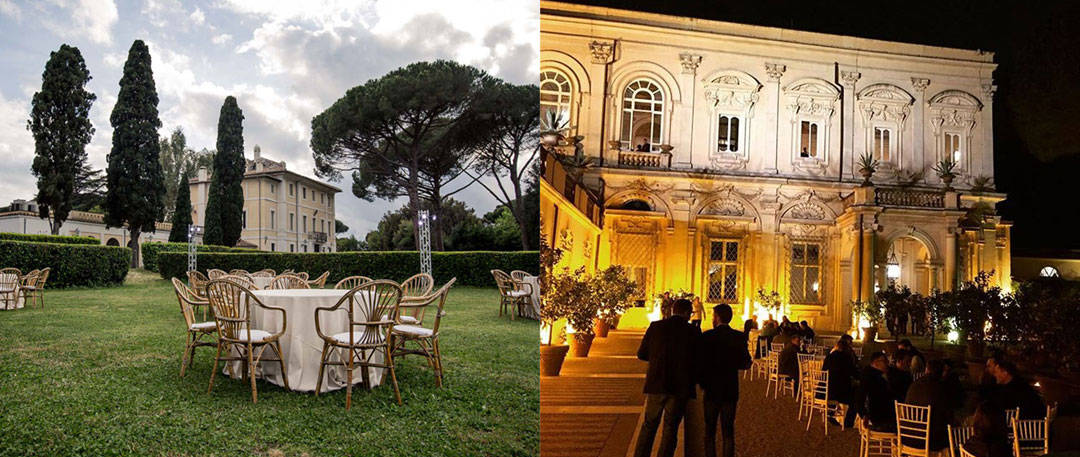 Venues for a Corporate Event in Italy