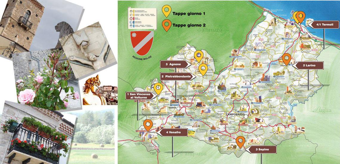 Molise: Via Francigena in southern Italy