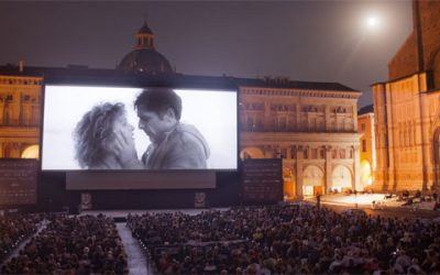 "Cinema under the stars: seventh art ""al fresco"" across Italy"
