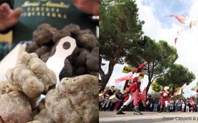 Fall Food Festivals & Experiences: Italy's Sagre, off the beaten path