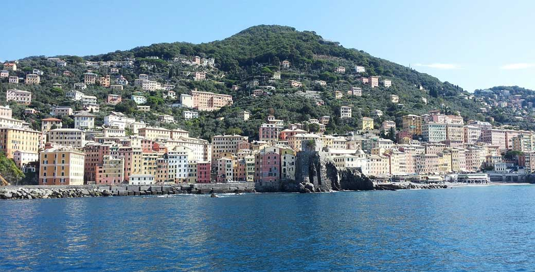 Christmas Corporate Travel in Italy: Camogli, Liguria