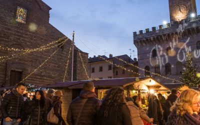 Beautiful Christmas Markets in Italy, between craftsmanship & flavors