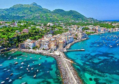 The dreamy island of Ischia