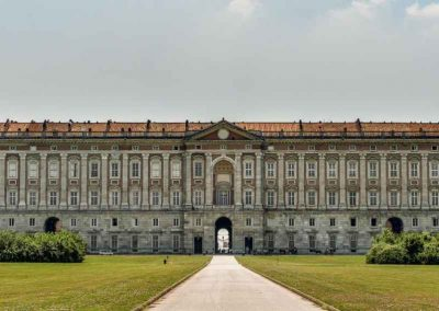 The magnificent Royal Palace of Caserta, a Baroque masterpiece