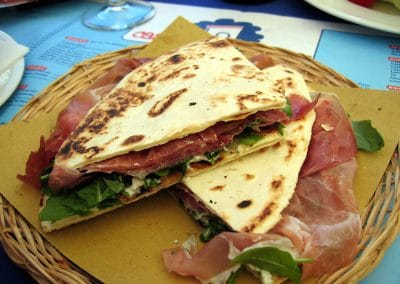 A Walking food tour of Bologna