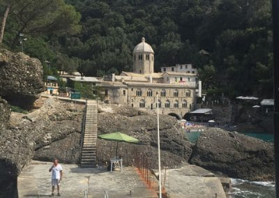 The Sanctuary of San Fruttuoso