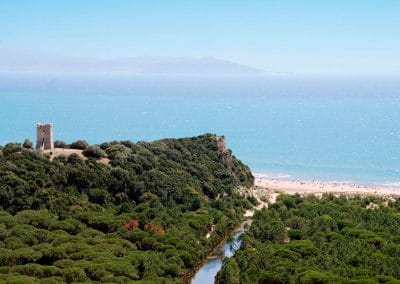 The striking natural beauty of Maremma National Park