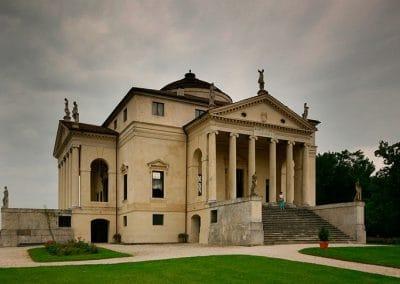 The Palladian villas near Vicenza