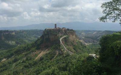 Incentives & Team Building in Tuscia & Umbria: Diary of a Site Inspection