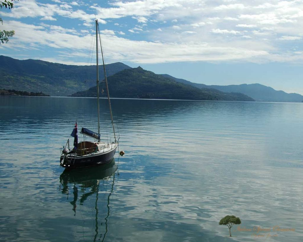 incentive trip lake iseo italy