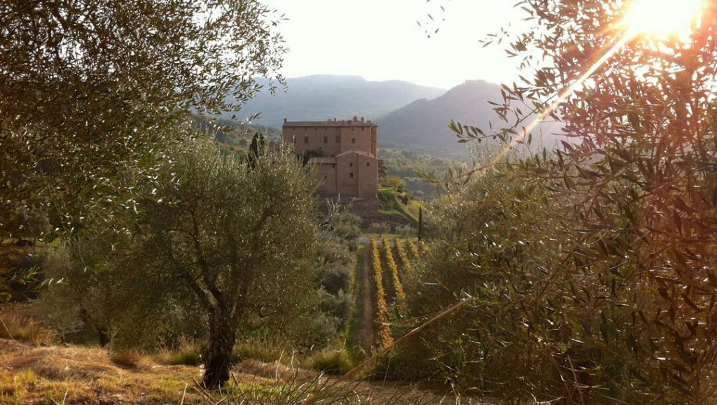 castello di potentino tuscany historical venue