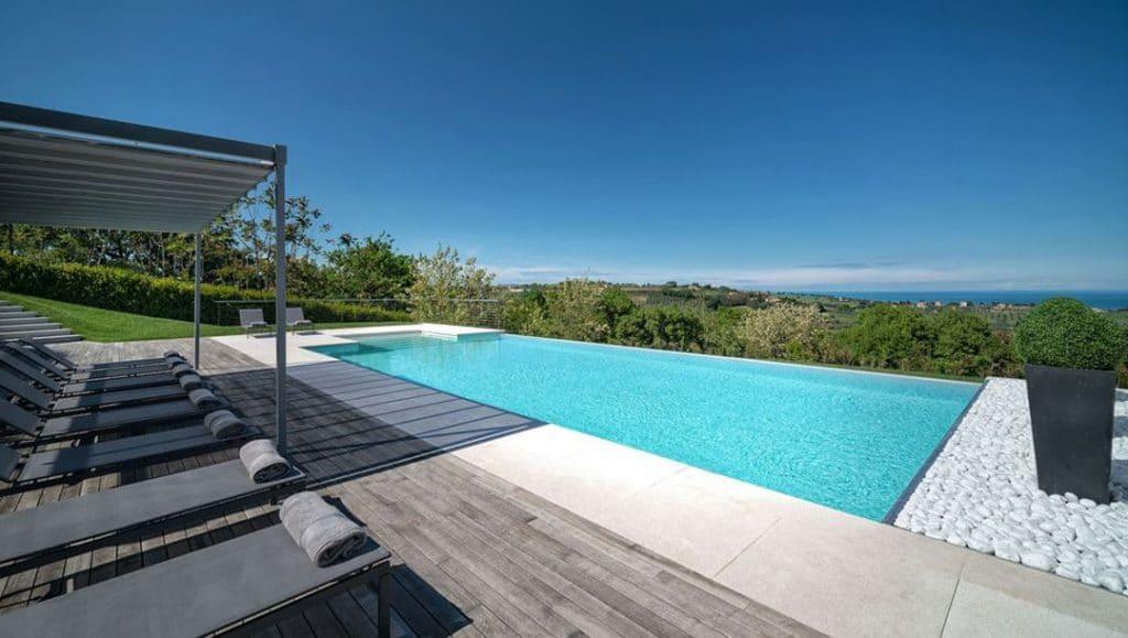 villa olivo luxury venue marche